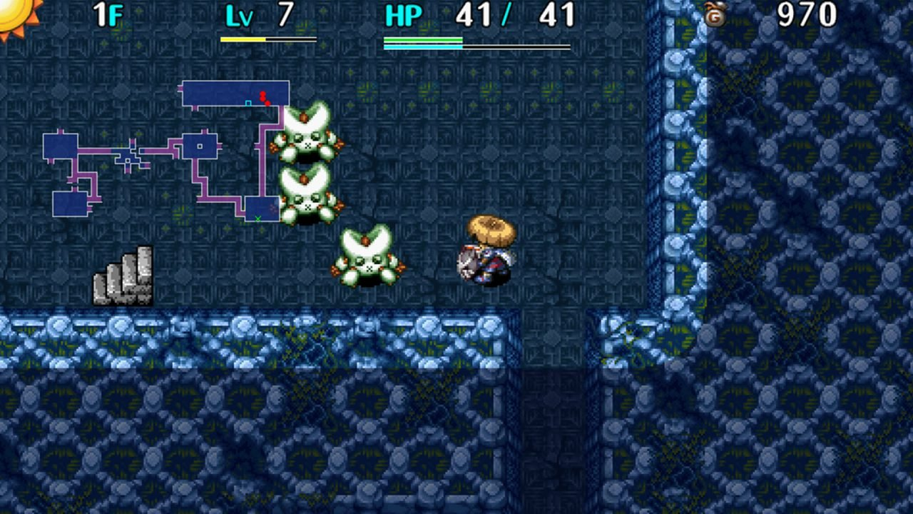 Shiren the Wanderer: The Tower of Fortune and the Dice of Fate (PS Vita) Review 7