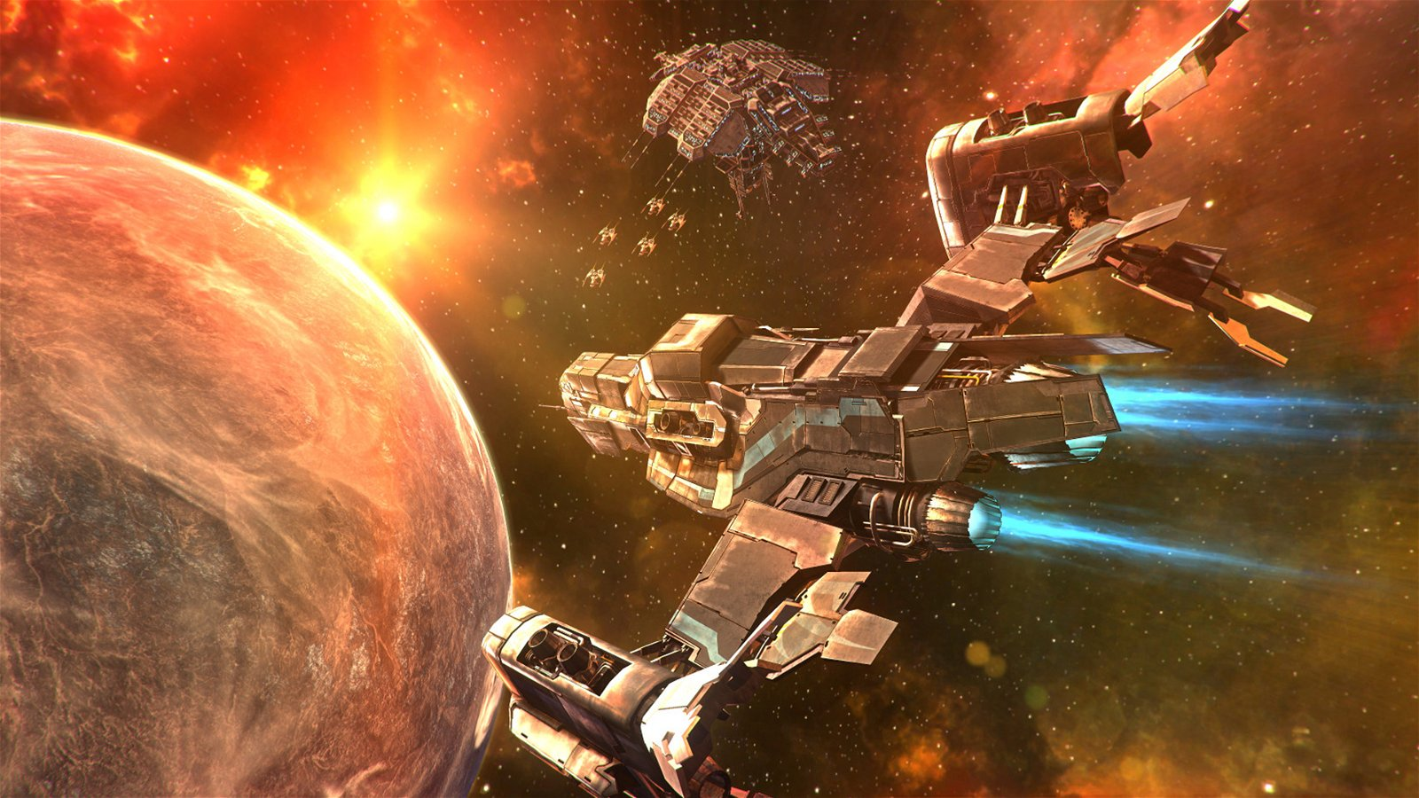 Solar Shifter EX (Xbox One) Review 7
