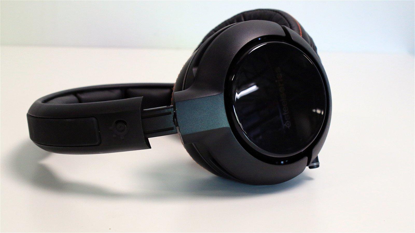 Steelseries Siberia 800 Gaming Headset (Hardware) Review 2