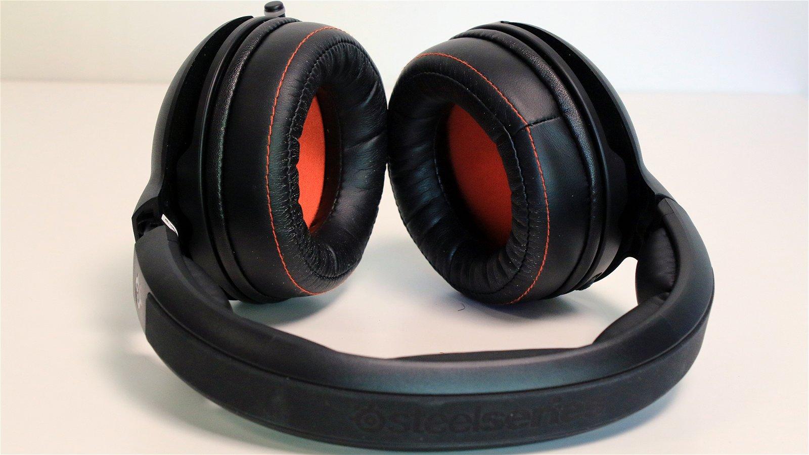 SteelSeries Siberia 800 Gaming Headset (Hardware) Review 5