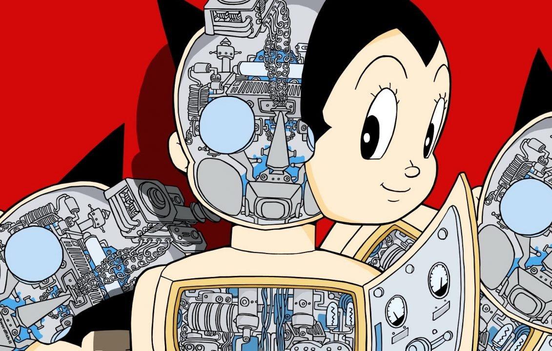 Suda51 Headlines New Astro Boy Game