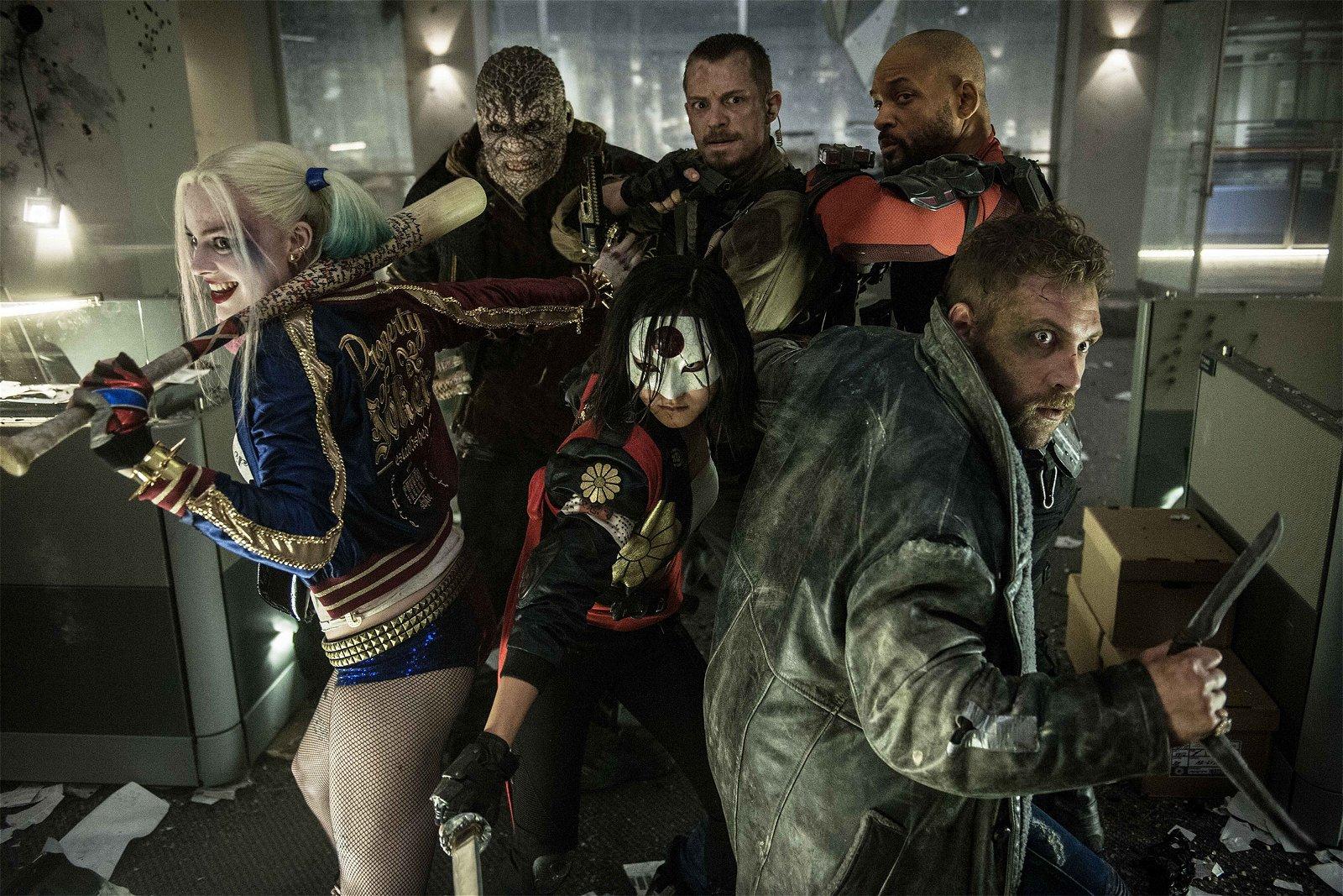 Suicide Squad (Movie) Review 4