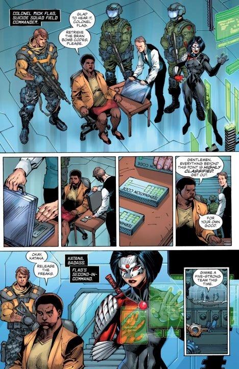 Suicide Squad Rebirth #1 (Comic) Review 6