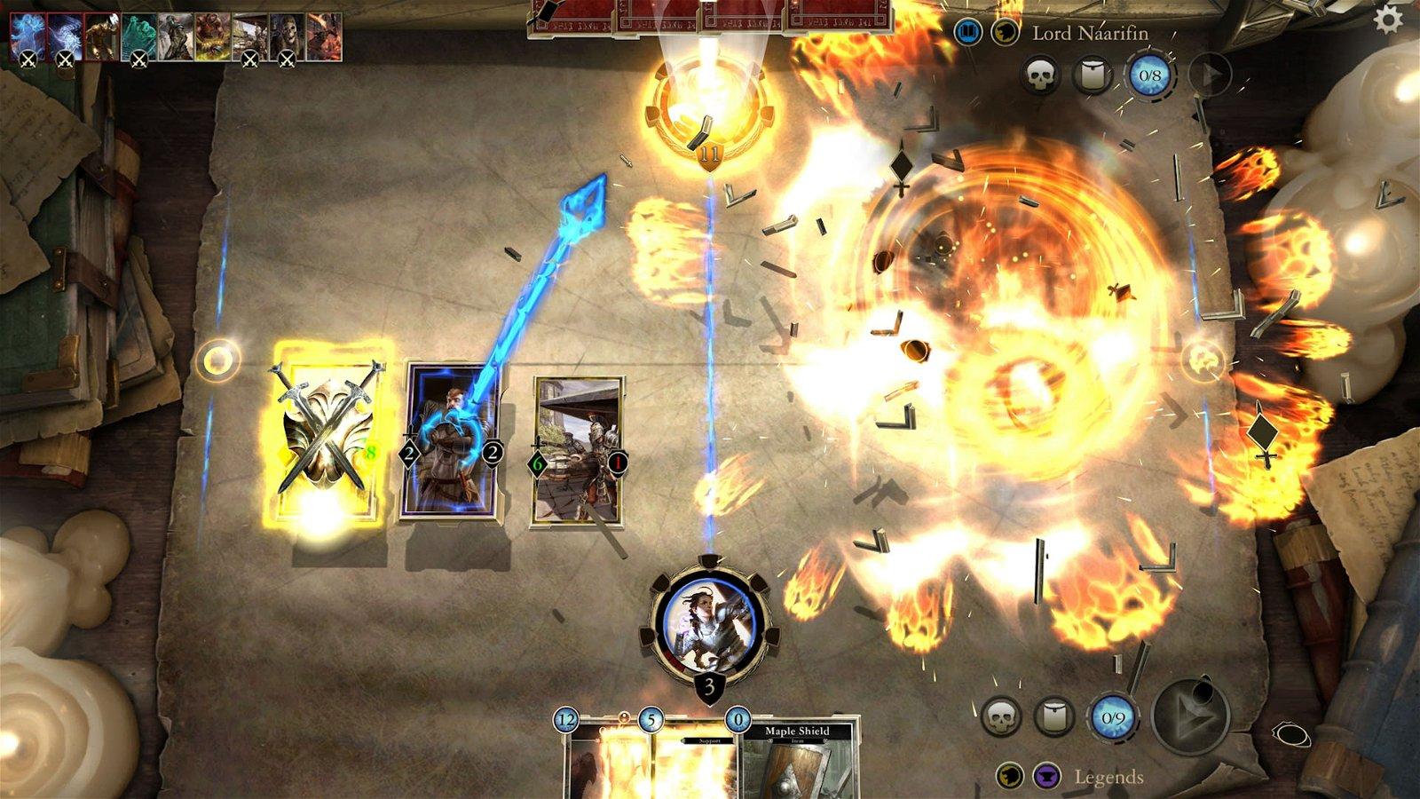 The Elder Scrolls Legends Beta Preview 1