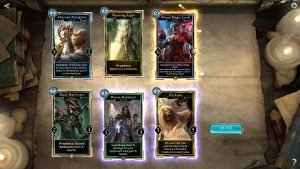 The Elder Scrolls Legends Beta Preview 3