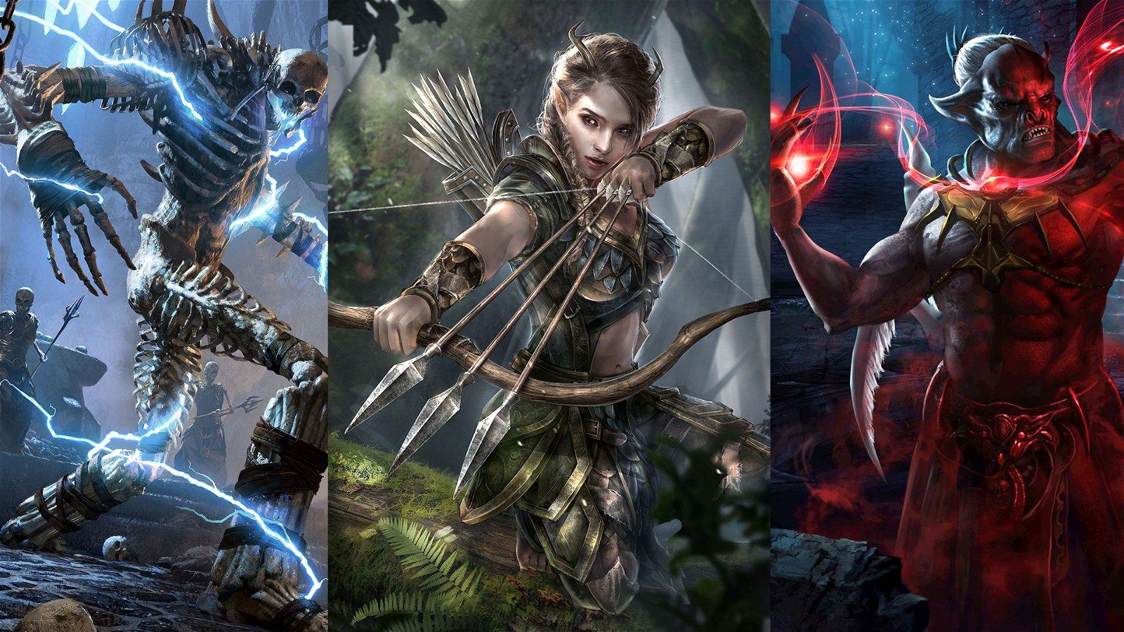 The Elder Scrolls Legends Beta Preview 5