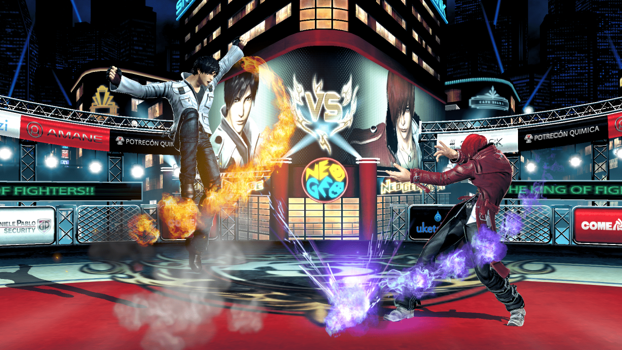 The King Of Fighters Xiv (Ps4) Review 21