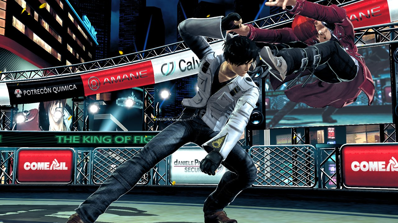 The King of Fighters XIV (PS4) Review 3