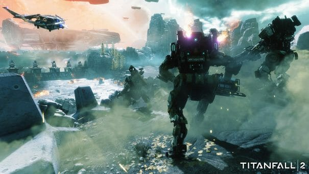 Titanfall 2 Hasn't (Grapple) Hooked Me Yet 3