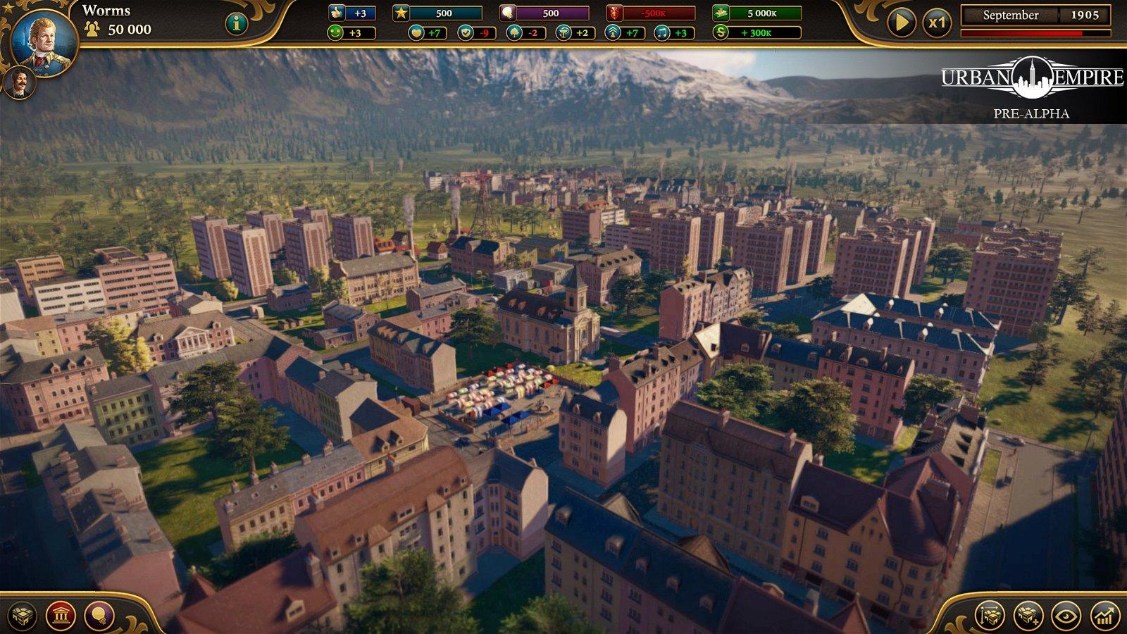 Urban Empire Preview 1