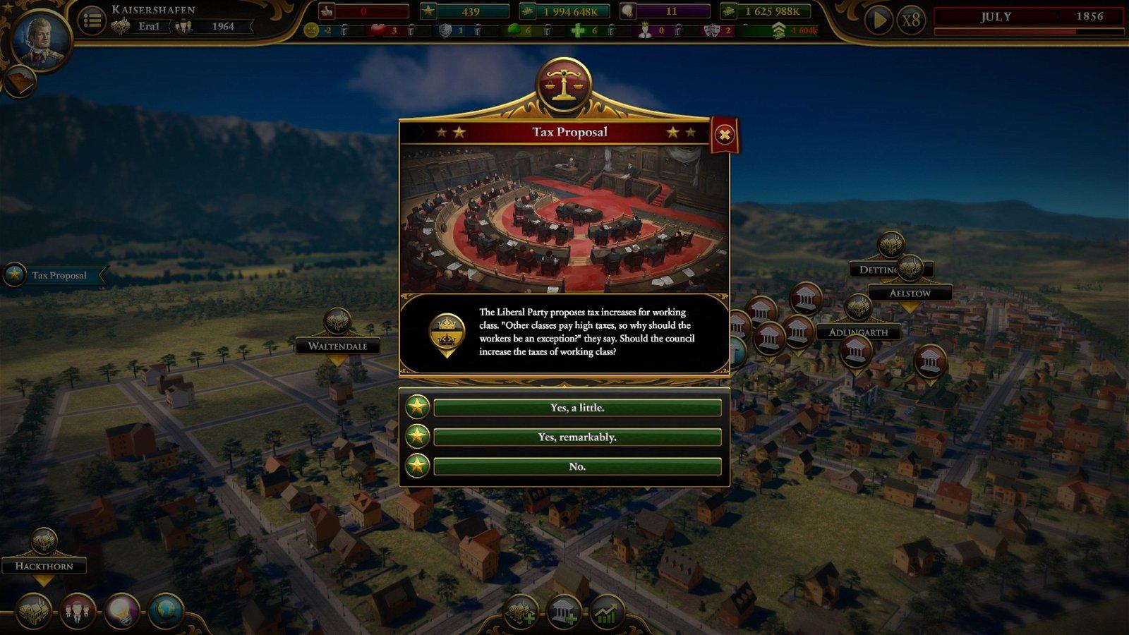 Urban Empire Preview 7