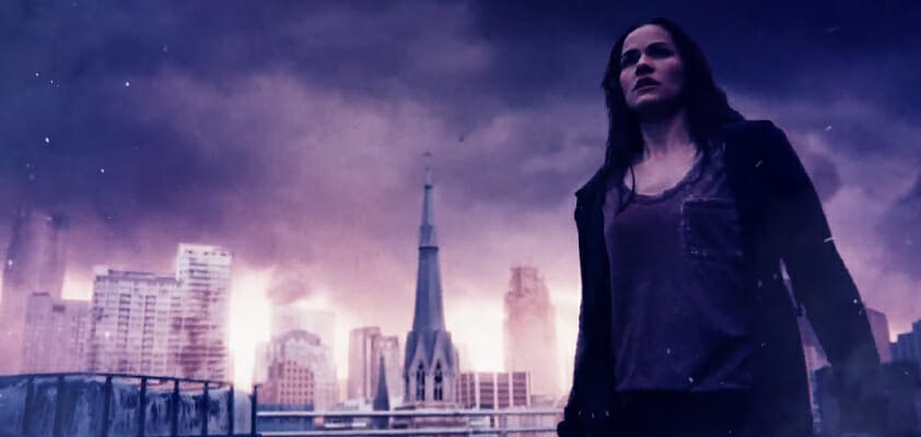 Van Helsing Pilot (Tv) Review 3