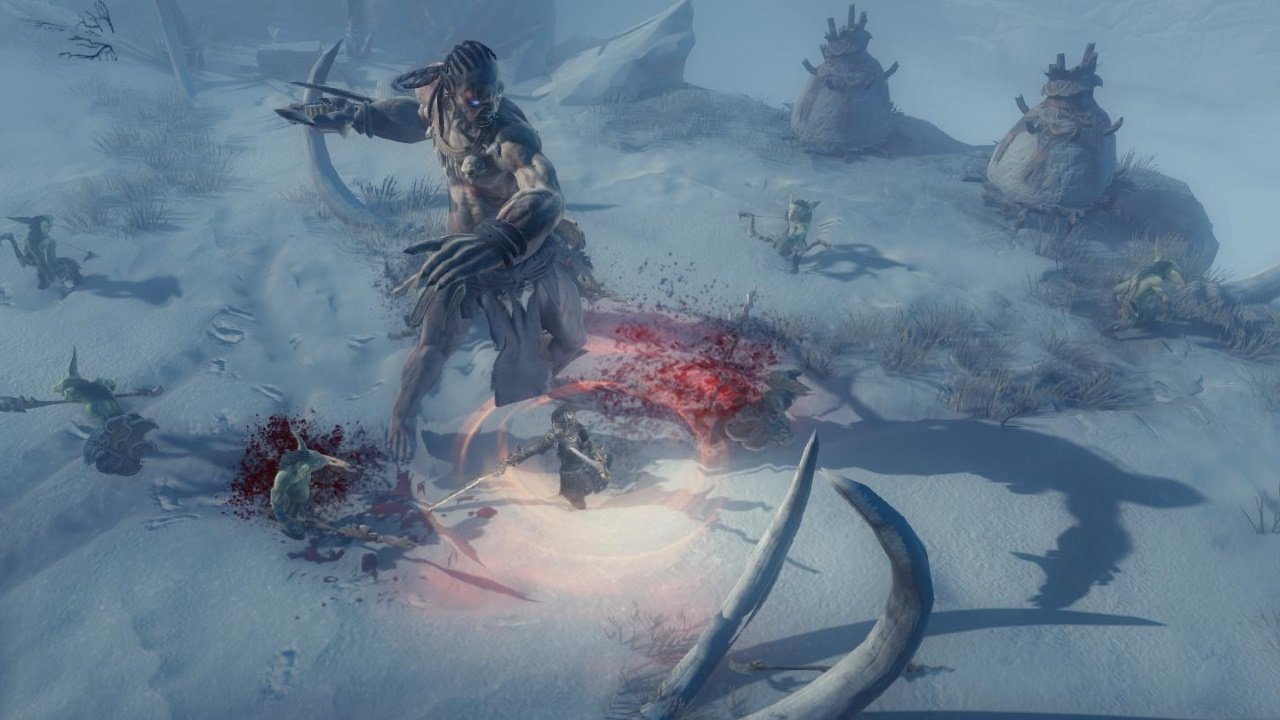 Winter is Mighty in Vikings: Wolves of Midgard Preview 1