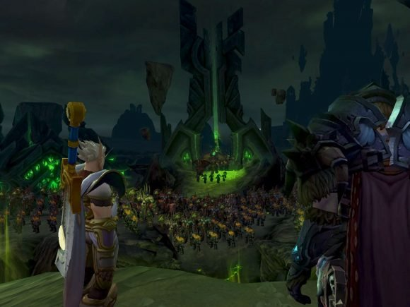 World of Warcraft: Legion Preview 4