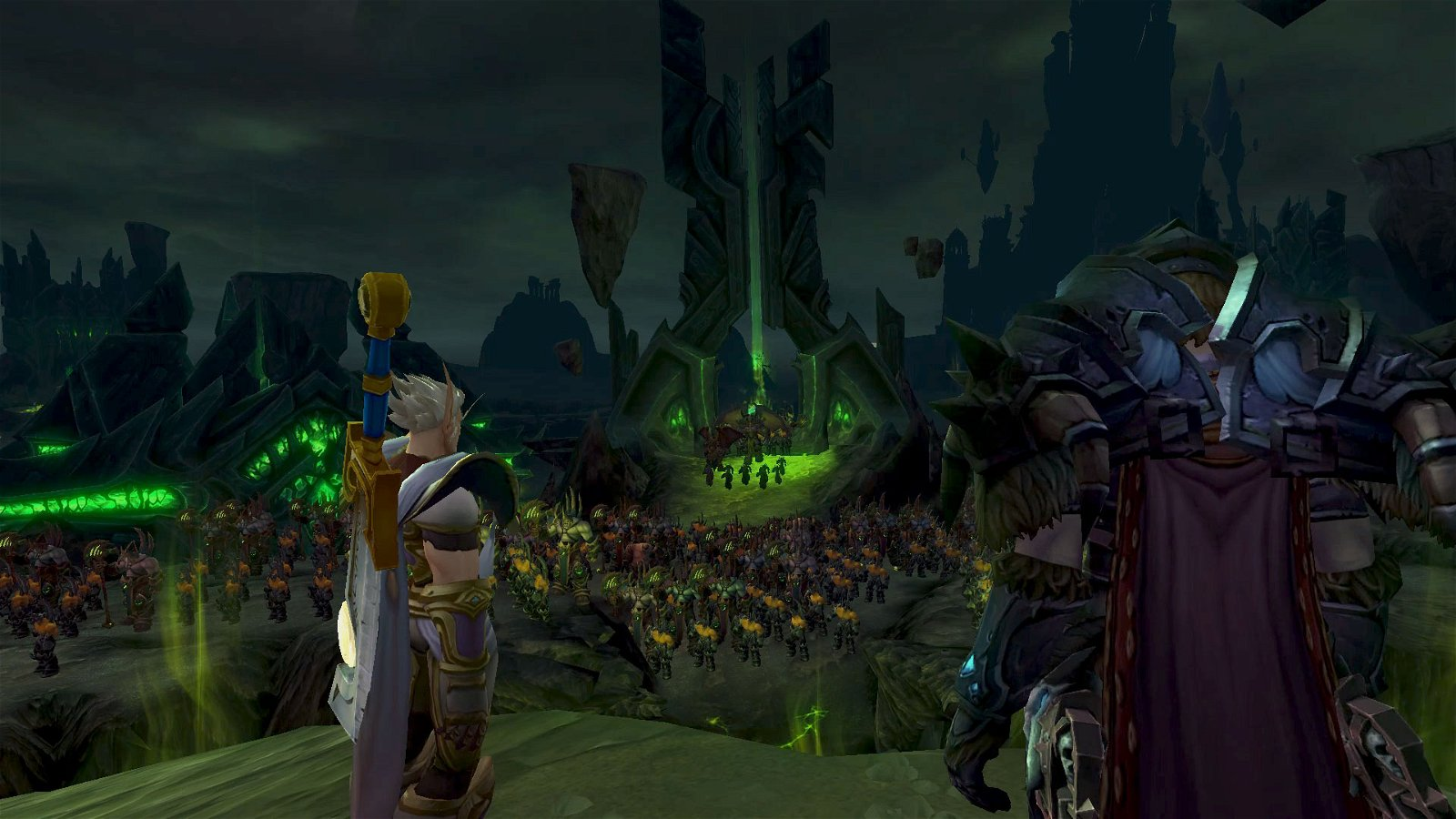 A Quick Preview Of World of Warcraft's Sixth Expansion Legion