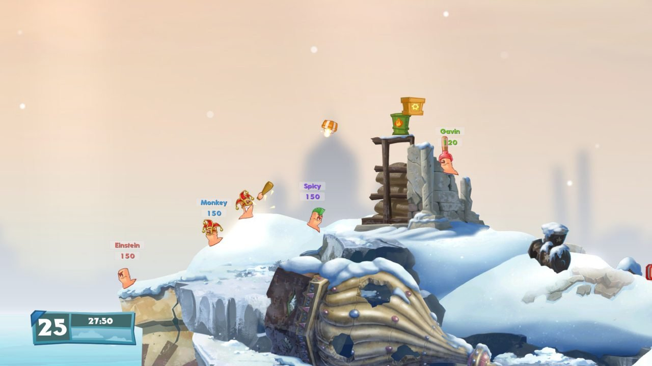 Worms W.m.d (Pc) Review 3