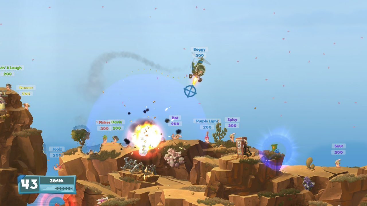 Worms W.m.d (Pc) Review 5