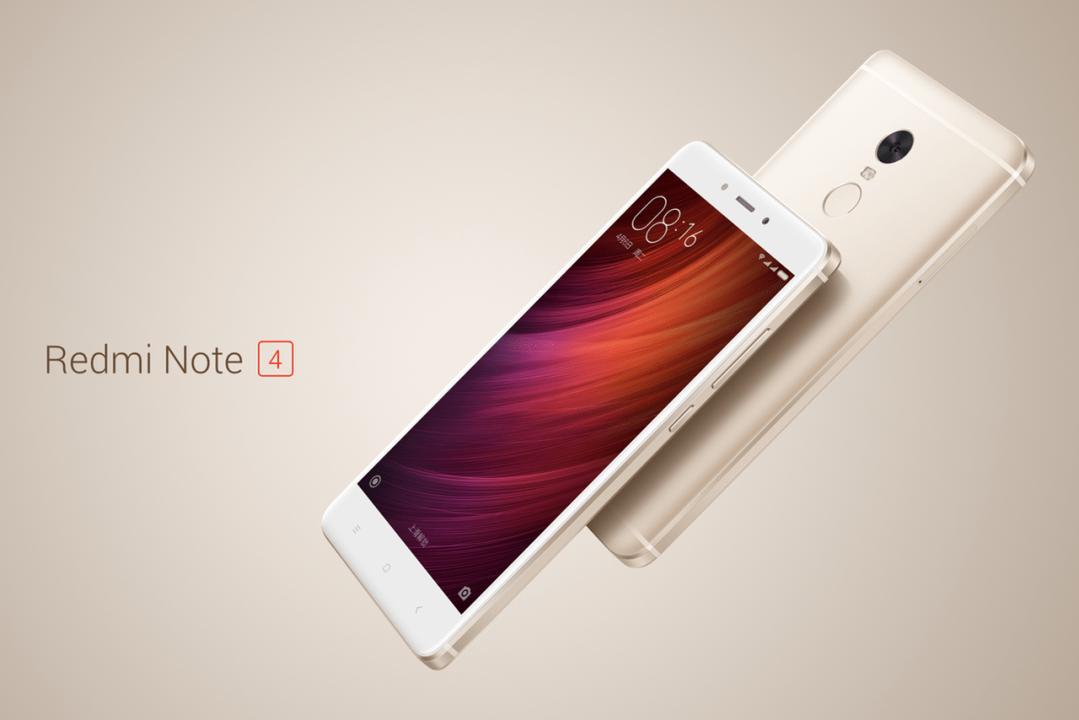 Xiaomi's Redmi Note 4 on Sale Today