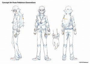 Pokémon Generations Series to Revisit Iconic Videogame Scenes