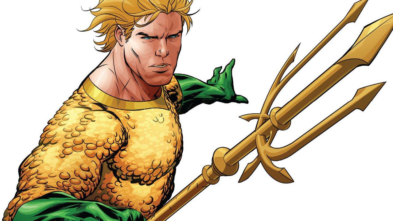 Aquaman Rebirth #1 (Comic) Review 5