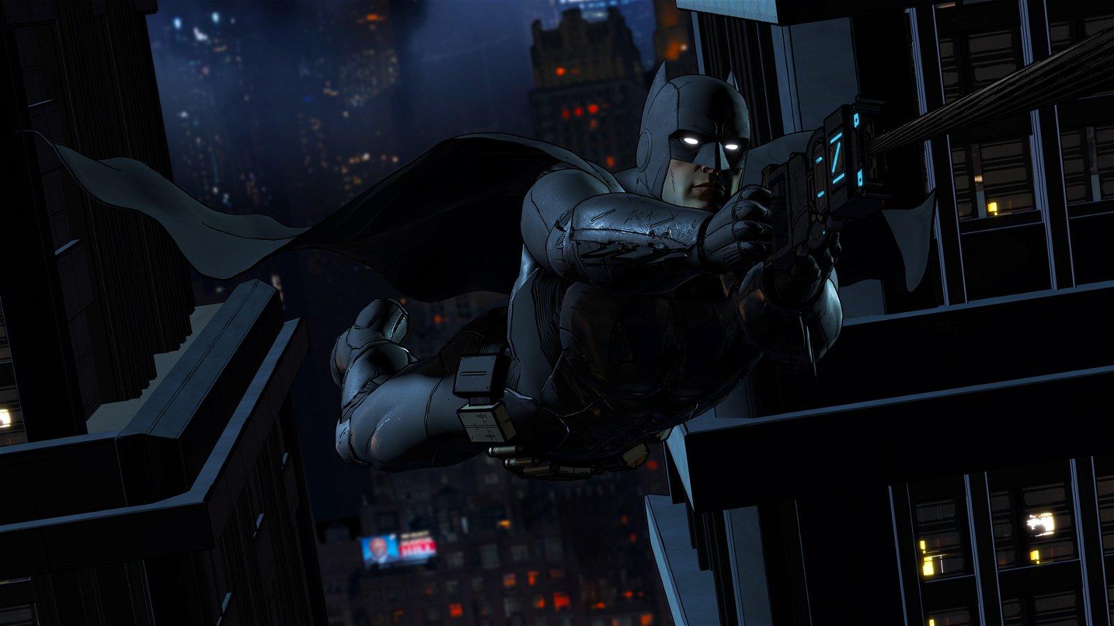 Telltale's Batman Children of Arkham is Just Down the Alley