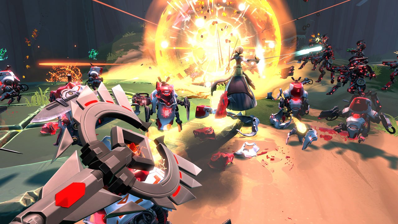 Battleborn Getting Trial Version, May Become Free-to-Play