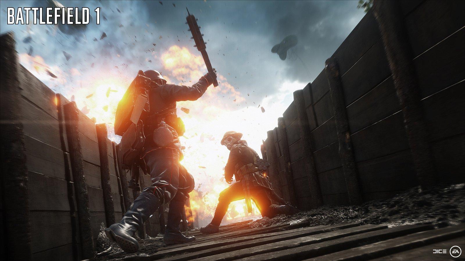 Battlefield 1'S Open Beta Leaves Us Concerned 2