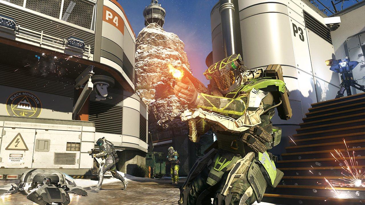Call Of Duty Infinite Warfare Refines The Multiplayer Formula 1