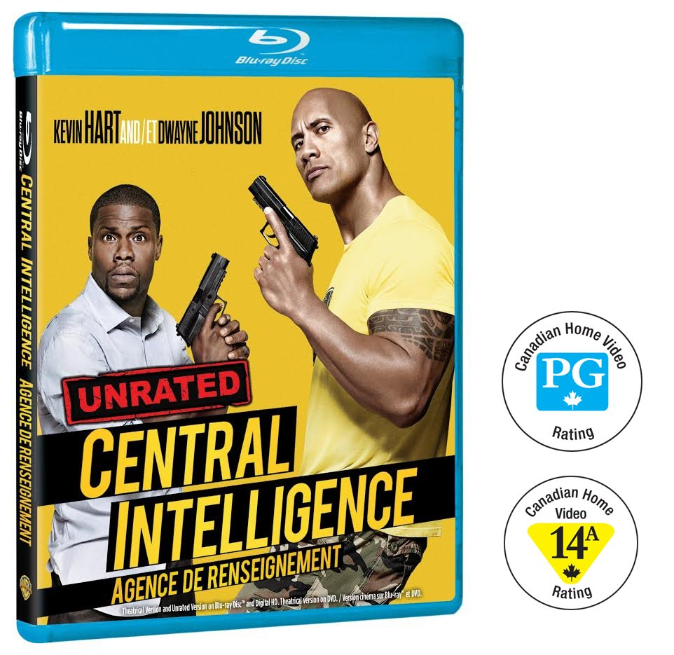 Central Intelligence Blu-ray Giveaway 2