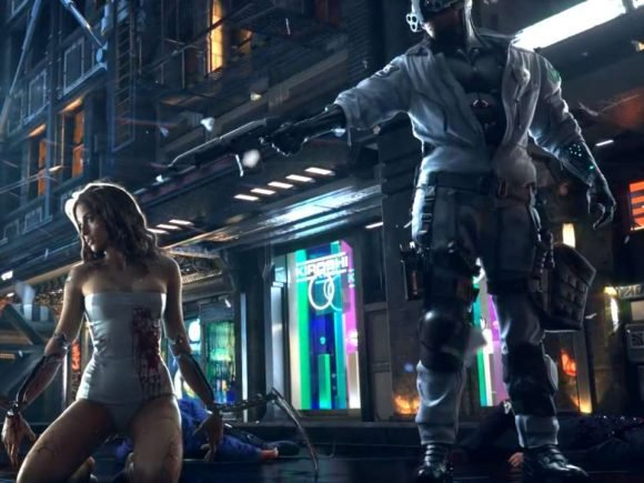 Cyberpunk 2077 Plans to Feature a Living Open-World City, Seamless Multiplayer 1