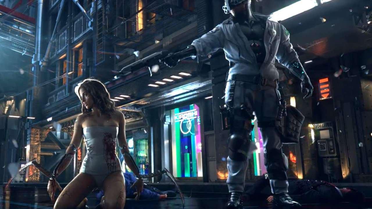 Cyberpunk 2077 Plans to Feature a Living Open-World City, Seamless Multiplayer 2