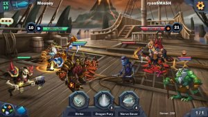 Dawn of the Dragons Developer Launches New MMORPG
