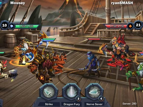 Dawn of the Dragons Developer Launches New MMORPG 1