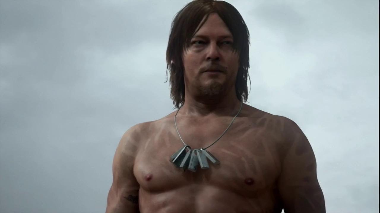 Death Stranding Event Hints at Heroine, Out Before 2020