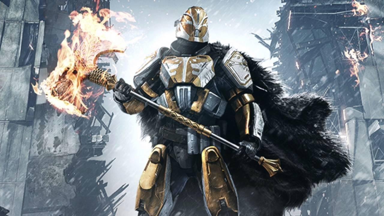 Destiny: Rise of Iron DLC (PS4) Review 1
