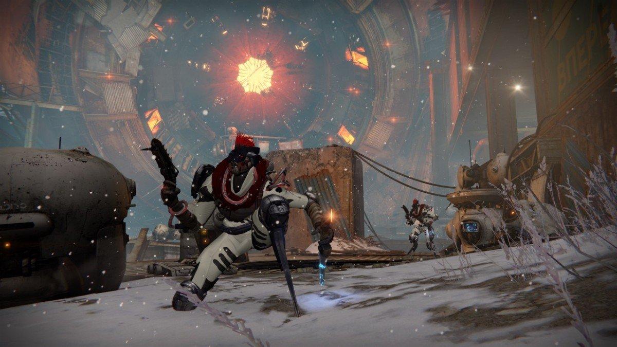 Destiny: Rise Of Iron Dlc (Ps4) Review 2