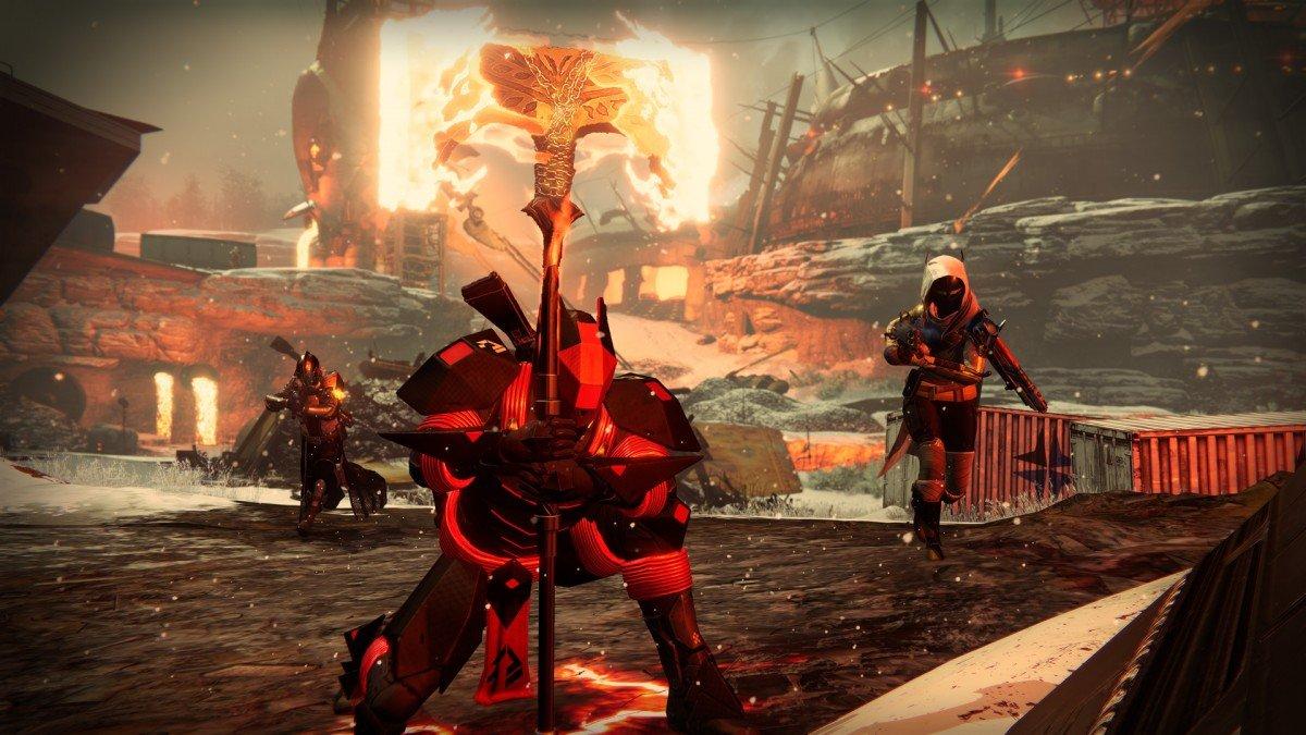 Destiny: Rise Of Iron Dlc (Ps4) Review 3