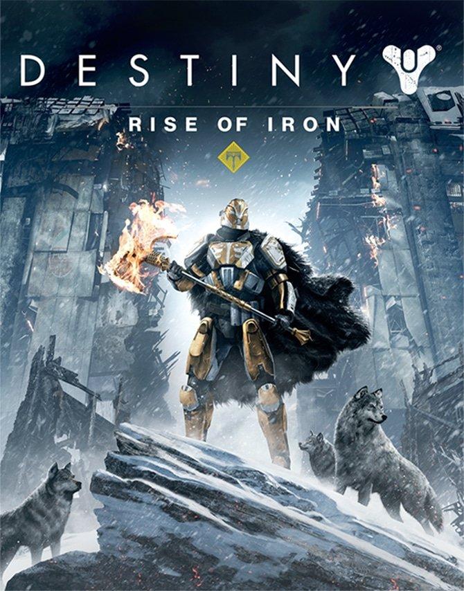 Destiny: Rise of Iron DLC (PS4) Review 5