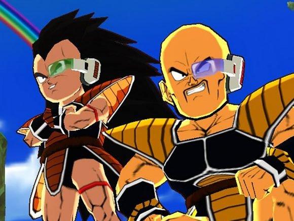 Dragon Ball Fusions Coming to North America Dec 13th 1