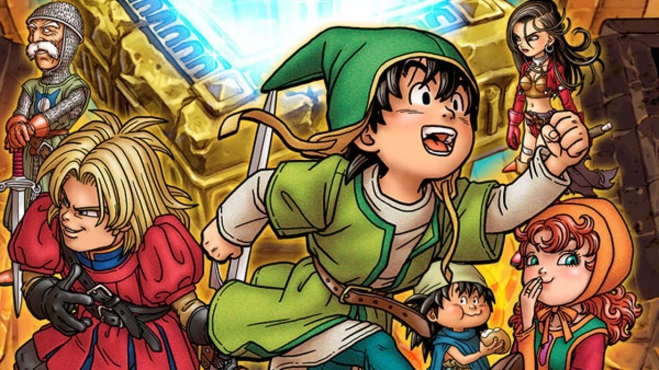 Dragon Quest VII: Fragments of the Forgotten Past (3DS) Review 8