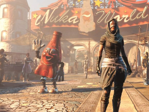 Fallout 4: Nuka-World DLC (PS4) Review 1