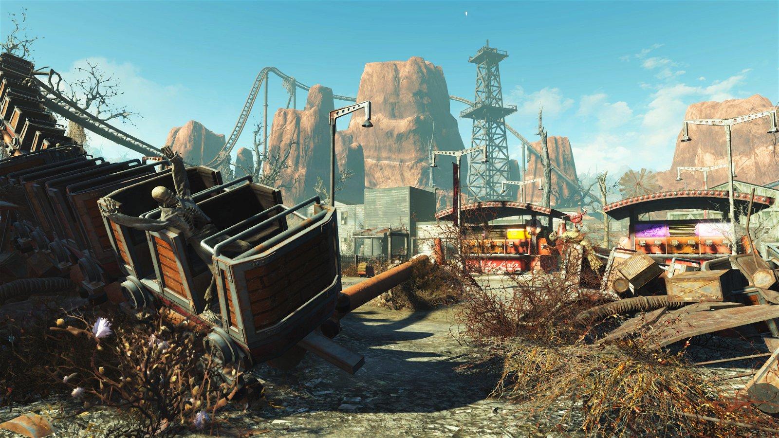 Fallout 4: Nuka-World Dlc (Ps4) Review 3