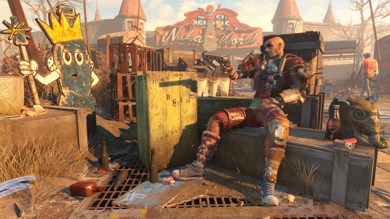 Fallout 4: Nuka-World DLC (PS4) Review 5