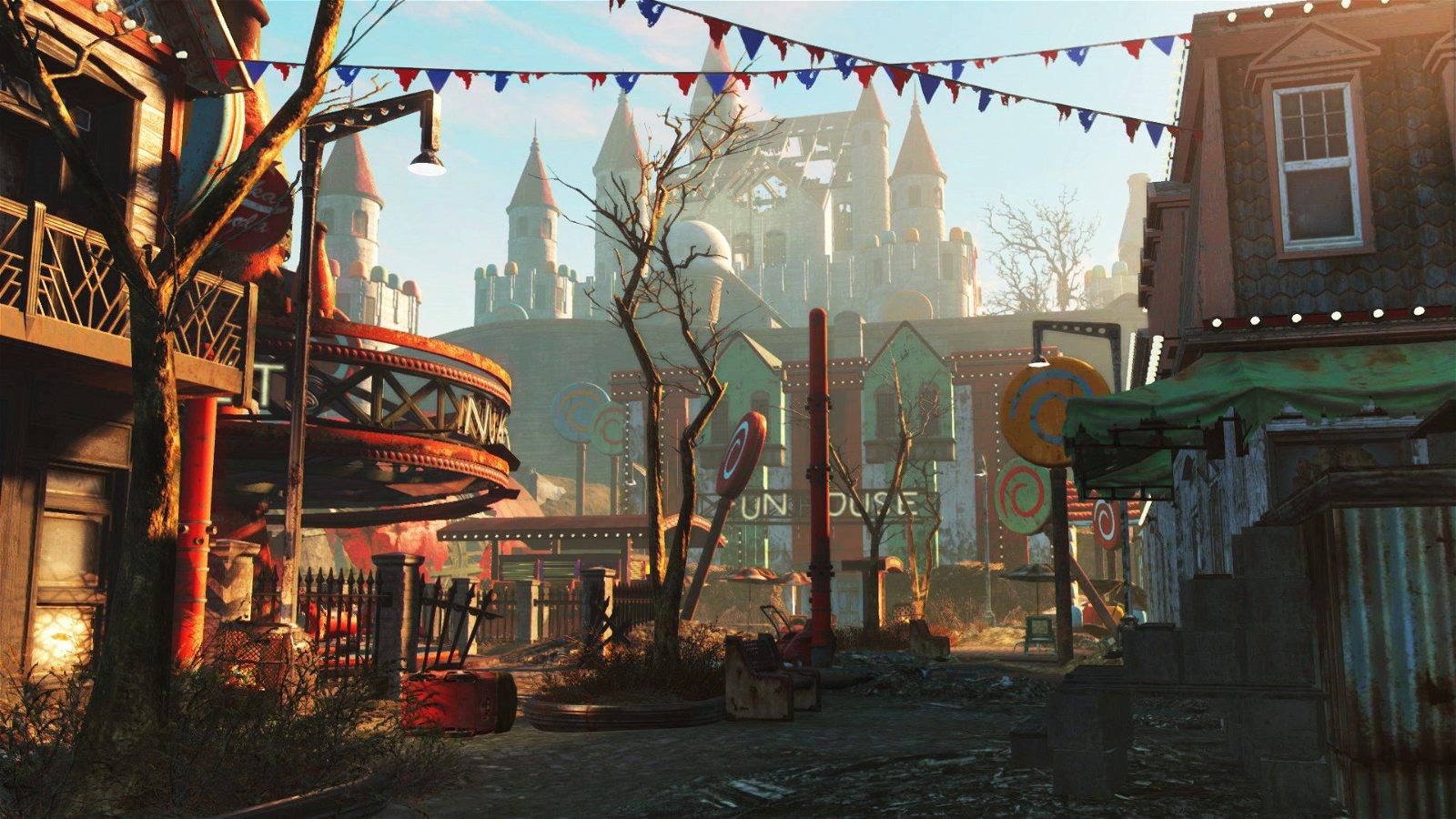 Fallout 4: Nuka-World Dlc (Ps4) Review 6