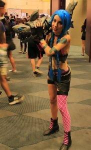 Fan Expo 2016 Cosplay Gallery 78
