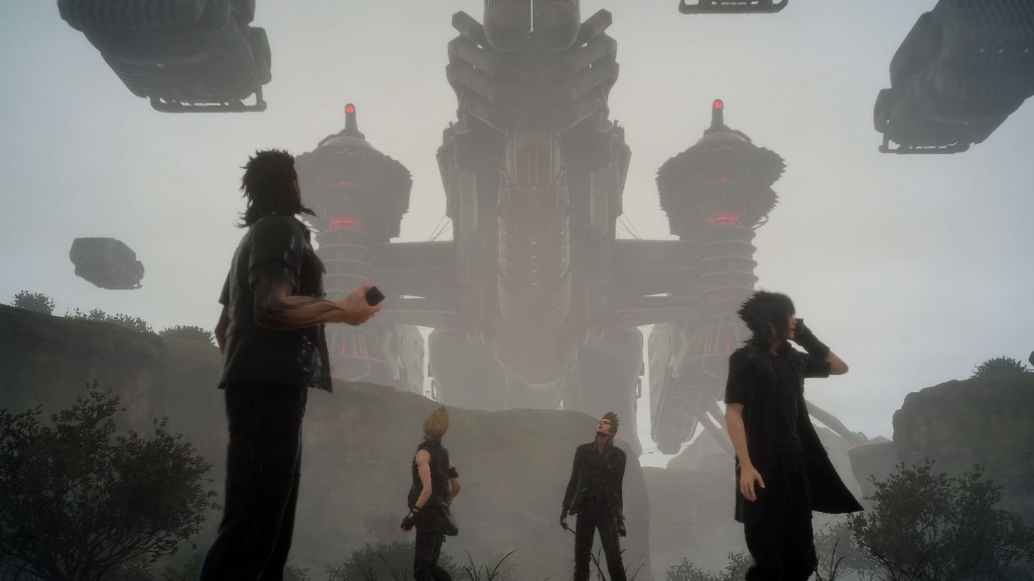 Final Fantasy XV Preview: I Question My Allegiance 1