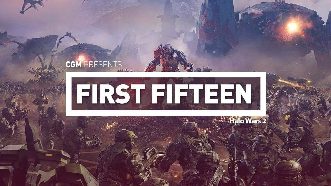 First 15: Halo Wars 2 2