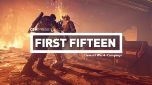 First 15: Gears of War 4 Campaign