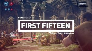 First 15: Gears of War 4 Multiplayer