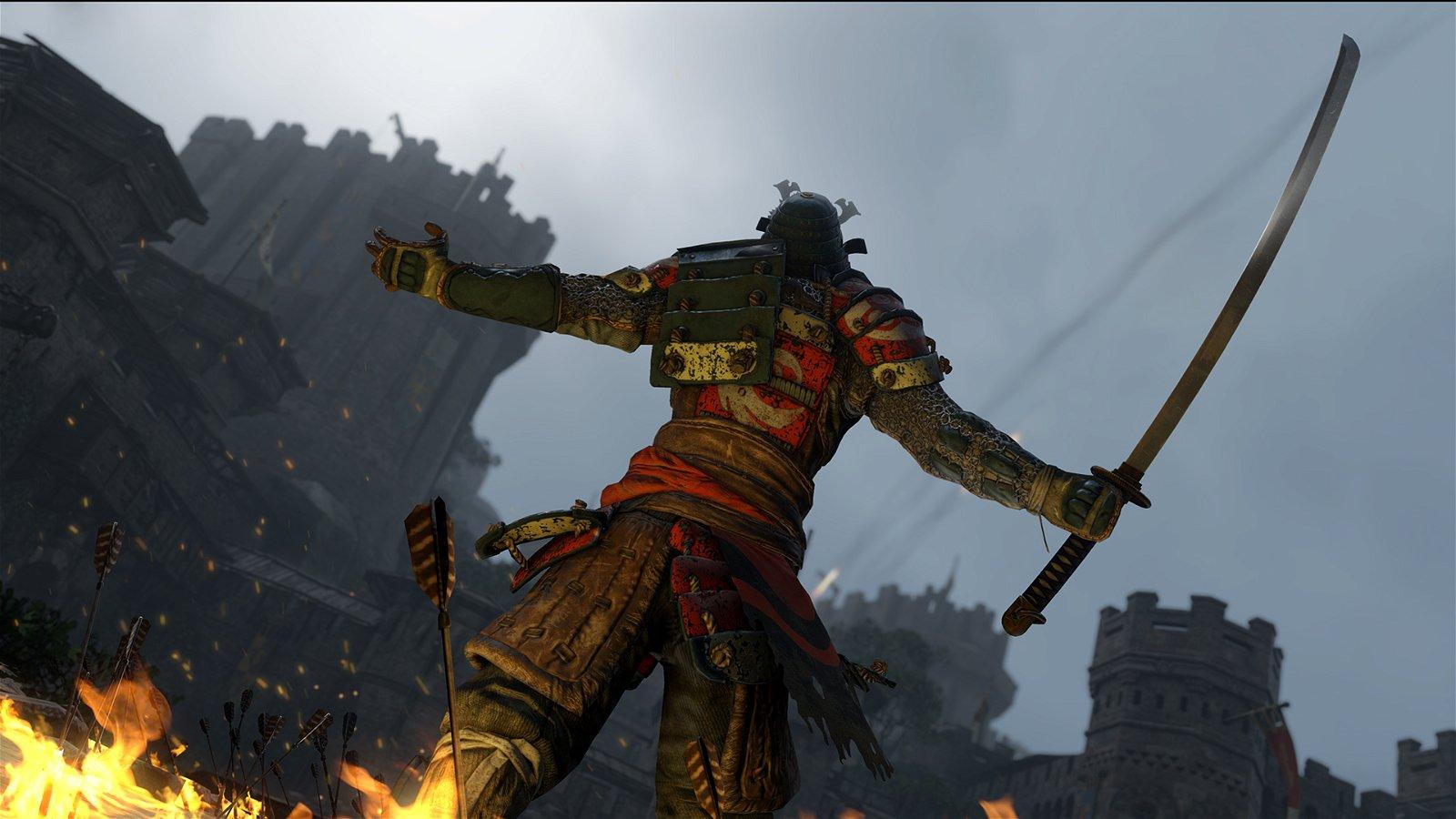 For Honor Preview: Knights Vs Vikings Vs Samurai 5